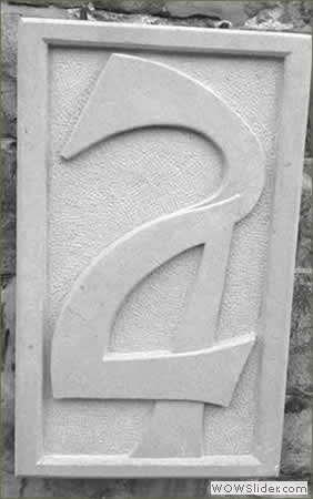 No. 24 - Large scale relief
